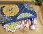 SPECIAL of the DAY - Quilted Zipper Pouch
