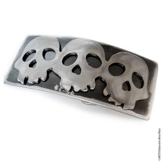 Belt Buckle, Skull Belt Buckle, Mens Belt Buckles, Big Belt Buckles, Day of the Dead Skull Buckle
