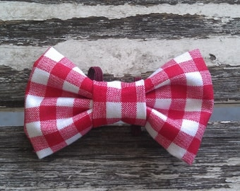 Buddy slide-on-collar doggie/kitty bowtie