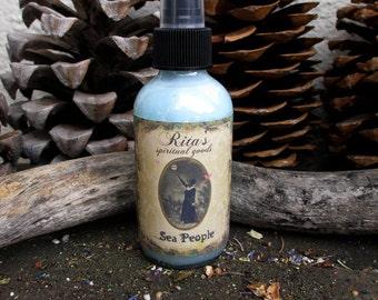Rita's Sea People Spiritual Mist Spray - Pagan, Magic, Hoodoo, Witchcraft, Juju