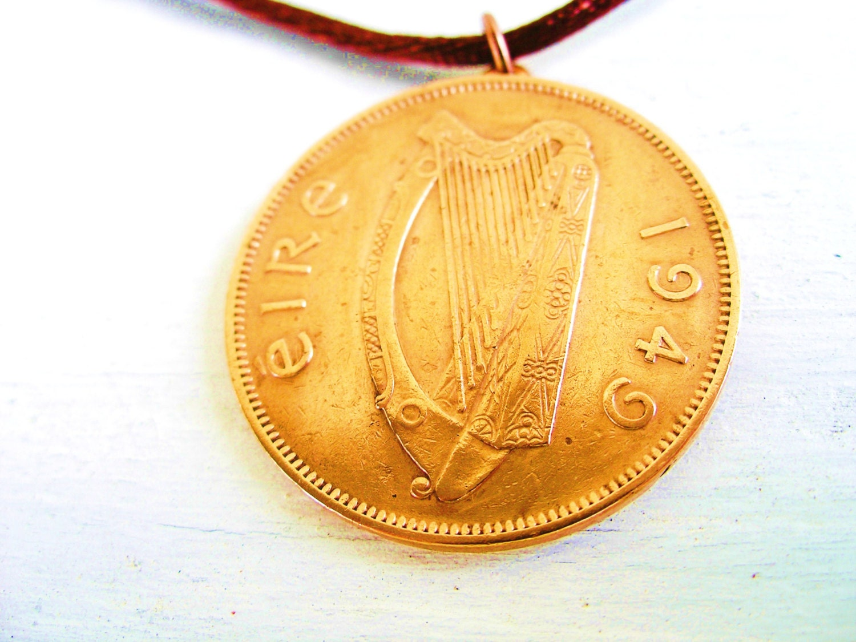 1949 coin jewellery
