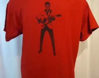 Day of the Dead Elvis Tshirt