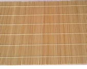 Heidifeathers Wet Felting Rolling Bamboo Mat 45cm x 30cm