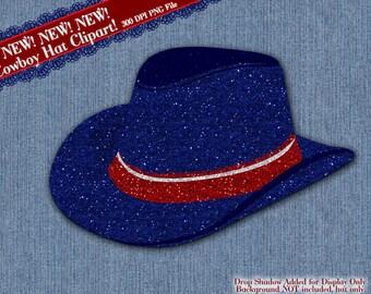 Cowboy hat clipart – Etsy