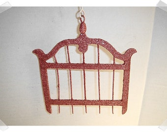 Wooden Fence Craft Supply Ornament/Craft Supplies *