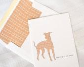 Italian Greyhound Boxed Notes