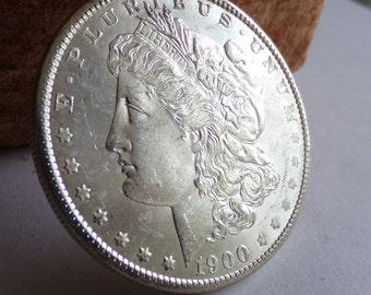 Nice Gift Idea!! 1900 o  Morgan Dollar Nice  FREE SHIPPING USA