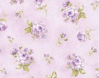 Christine Violet Zoey by Eleanor Burns for Benartex Cotton Fabric 718-66