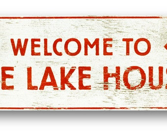 Welcome to the Lake House 9x25