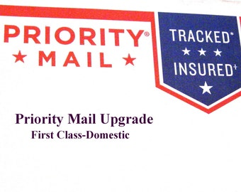 Priority Ship - - - Please read for Delivery in 1-3 Days U.S.A. Only