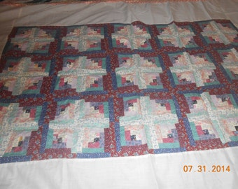 Patchwork Quilt Top 3