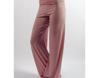 washable wool lounge pants - MERINO II sleepwear range - made to order
