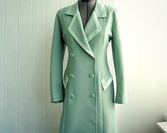 Elegant vintage summer jacket. Skandinavian design.Pretti summer jacket.Ships from Denmark via   First Class Airmail. !