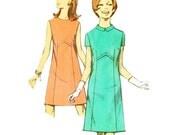 Mod 60s Shift Dress Pattern Ringier Patterns c4034 B38