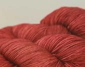 Zanzibar - Nixie Sock hand dyed merino nylon yarn - 100g