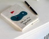 Personalised Notebook - Golf