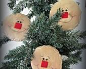 Gingerbread Bowl Fillers, Ornies FAAP