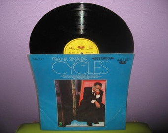 SHOP CLOSING SALE Vinyl Record Album Frank Sinatra - Cycles Lp 1969 Korean Pressing Import