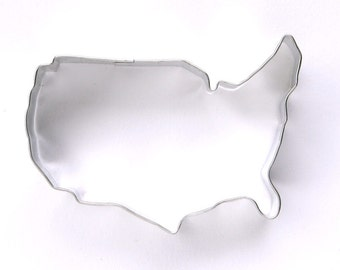 United States Map Cookie Cutter