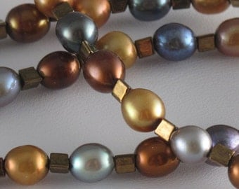 Pearls of Africa Necklace