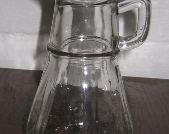 Anchor Hocking Syrup Pitcher