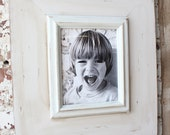 8x10 Agreeable Grey Washed Frame