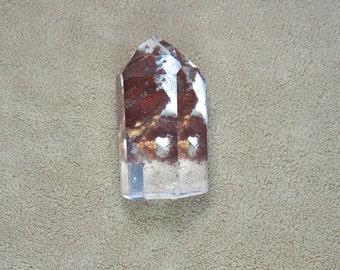 Large Clear Single Quartz Crystal