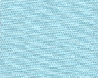 Fabric Precut 3 Inch Squares - 20 Pieces SolidBaby Blue Cotton Material 4 Charm Quilting, Scrapbooking, Miniature Projects ~ # B 16