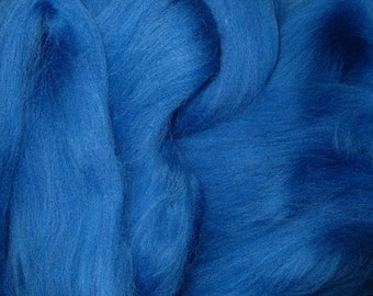Ashland Bay Wedgwood Blue Merino 64s