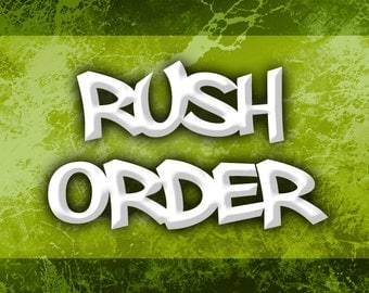 Ugly Mugs - 24 Hour Rush Order Fee PER PERSON