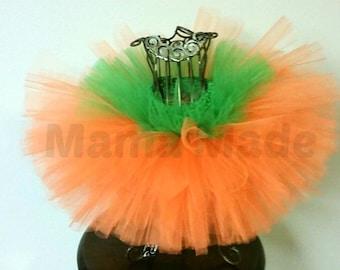 Pumpkin Tutu Pumpkin Tutu Costume Fall Pumpkin Tutu Pumpkin Skirt Newborn 3 mo 6 mo 9 mo 12 mo 18 mo 24 mo 2t 3t 4T 5T 6 8 10 12 14