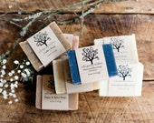 10 pack - All Natural Handcrafted Vegan Soap