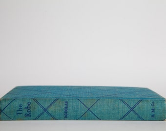 1940s Charming Vintage Hardcover Copy of The Robe