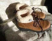 Boot Topper/Cuff