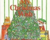 Personalized Childrens Christmas Book  MY CHRISTMAS WISH ships in 24 hours  Now also available in Spanish