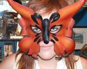 Hand Made leather Mask Bu...