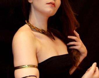 Wrap Arround Snake Bracelet