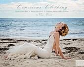 Venus gown//get conscious, conscious clothing, hemp wedding gown, hemp wedding dress, hemp couture