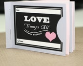Love Trumps All Valentine Coupon Booklet