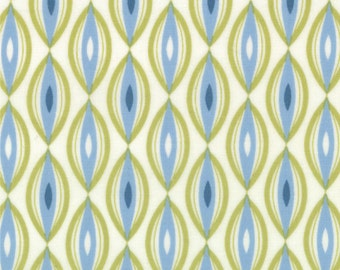 Luster Print in Sprig from the Sunnyside Collection, by Moda