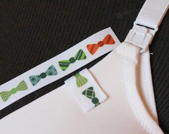 Mammary Minders Nursing Reminder in baby bow ties (B8)