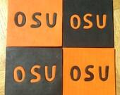 OSU Coasters by Kim Lugar