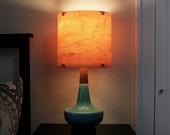 "ON SALE!!!  Universal 11"" Real Wood  Veneer Lampshade - for Table Floor or Pendant Lamp Use - Modern Lighting"