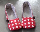 no 06 Daphne Women's Shoes PDF Pattern (Size 5-10)