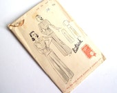 Antique Butterick Pajama sewing pattern