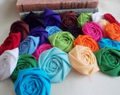 Wholesale flowers, Fabric flowers, hairclip flowers, headband flowers, supplies, flowers for crafts, handmade flowers, hair bow supplies