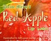 Red Apple Lip Balm