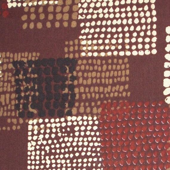 tribal print cotton fabric brown tribal print cotton fabric