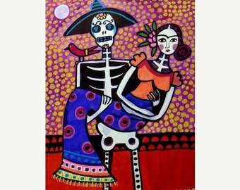 Day of the Dead, Mexican Folk Art (HG371)