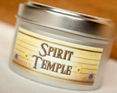 The Legend of Zelda: Ocarina of Time Inspired Soy Candle - Spirit Temple